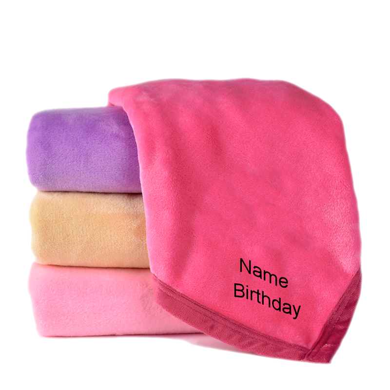 Customized Blankets With Names Name Blankets Stadium